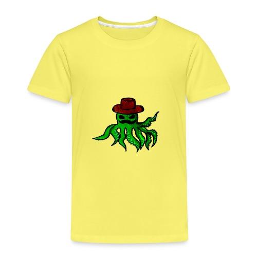 Polpo con cappello - Maglietta Premium per bambini