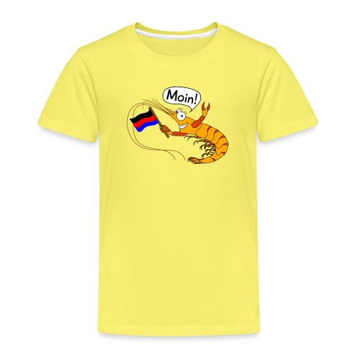 Granat final - Kinder Premium T-Shirt