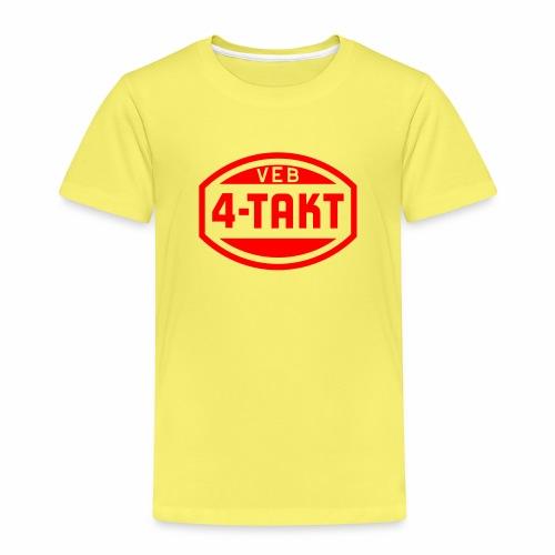 VEB 4-Takt Logo (1c) - Kids' Premium T-Shirt