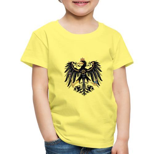 Preussischer Adler - Kinder Premium T-Shirt