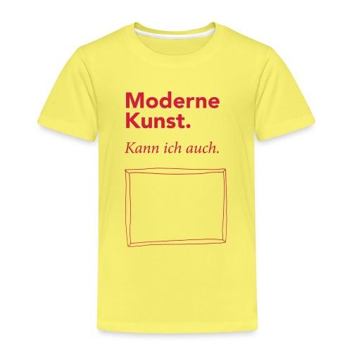 Moderne Kunst - Kinder Premium T-Shirt