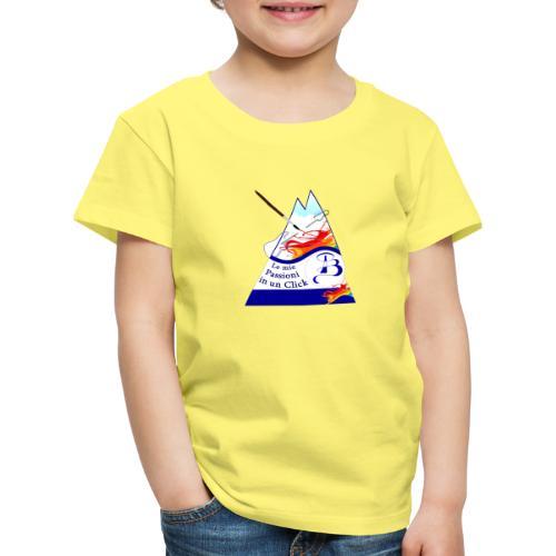 Logo colori - Maglietta Premium per bambini