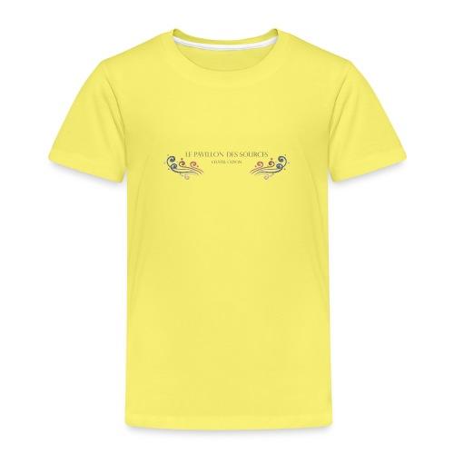 Vagues Couleur Light - T-shirt Premium Enfant