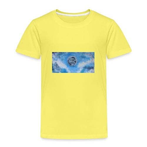 La lune dans tous ses etats - T-shirt Premium Enfant