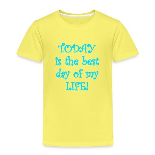 Carpe Diem 21.2 - Kinder Premium T-Shirt