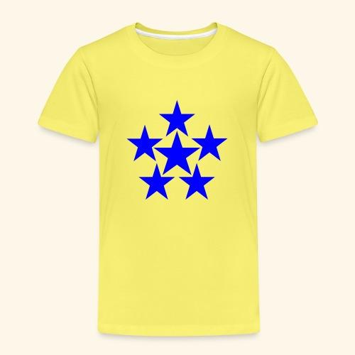 5 STAR blau - Kinder Premium T-Shirt