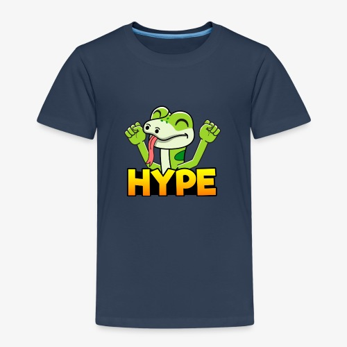 Ödlan - Premium-T-shirt barn