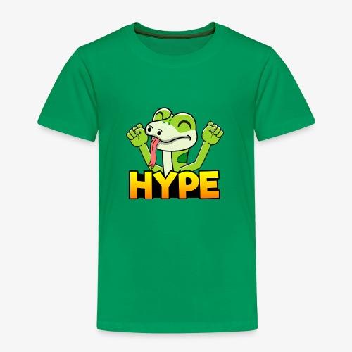 Ödlan Hype - Premium-T-shirt barn