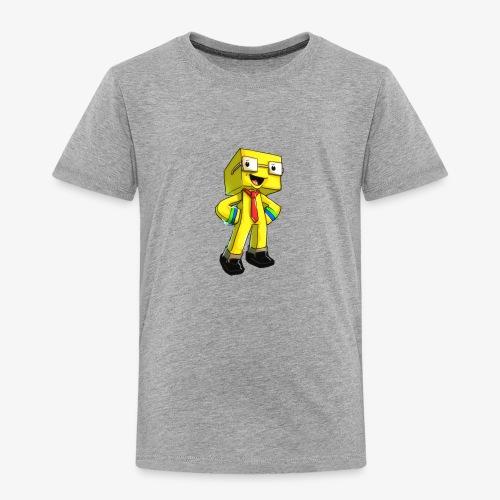 TomuCraft - Premium-T-shirt barn