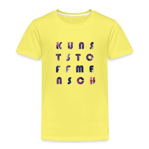 KunstStoffMensch #5 - Kinder Premium T-Shirt