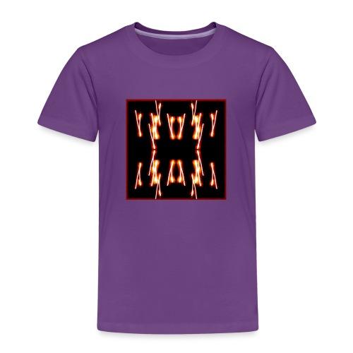 Lichtertanz #4 - Kinder Premium T-Shirt