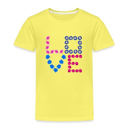 LOVE 21.1 - Kinder Premium T-Shirt