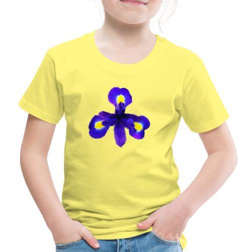 TIAN GREEN Garten - Iris 2020 01 - Kinder Premium T-Shirt