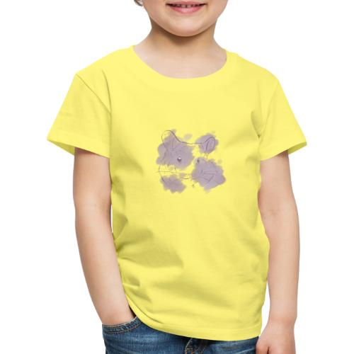Violet splash chinchilla 2 - Lasten premium t-paita