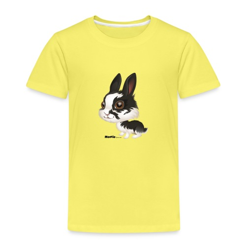Kanin - Børne premium T-shirt