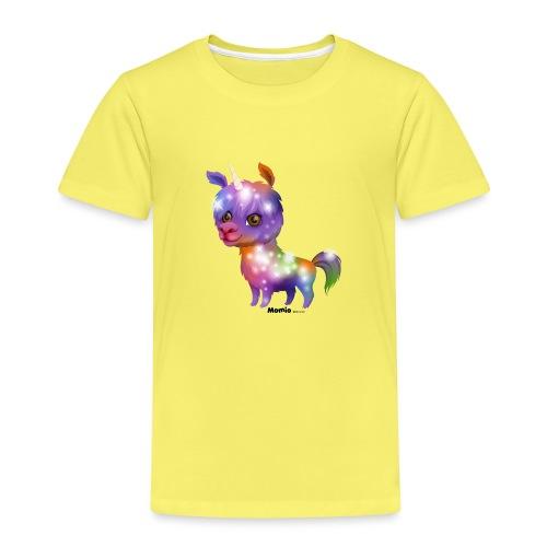 Llamacorn - Lasten premium t-paita