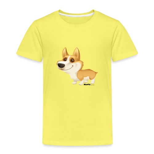 Corgi - Kinderen Premium T-shirt