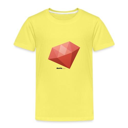 Diamant - Børne premium T-shirt