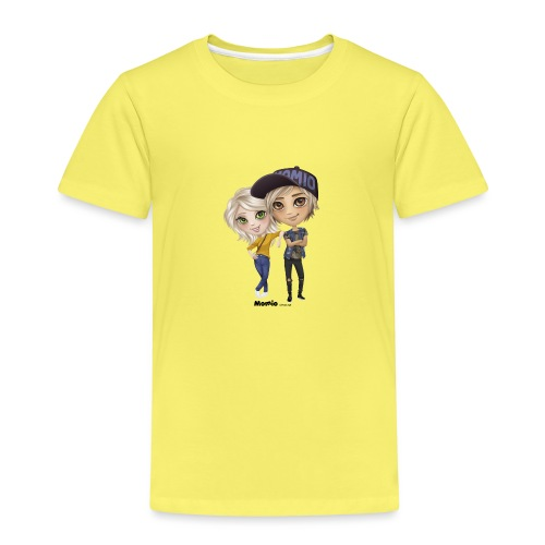 Emily i Lucas - Koszulka dziecięca Premium