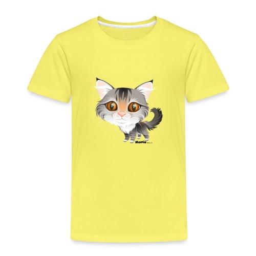 Katt - Premium T-skjorte for barn