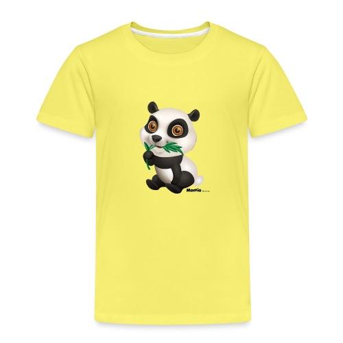 Panda - Børne premium T-shirt
