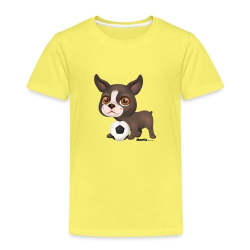 Hund - Premium T-skjorte for barn