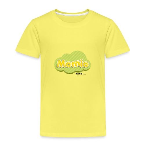 Momio-logo - Lasten premium t-paita