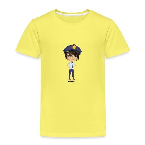 Momio police - Lasten premium t-paita