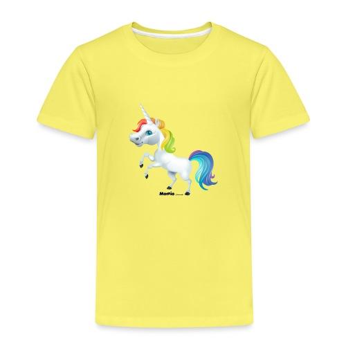 Tęczowy jednorożec - Koszulka dziecięca Premium