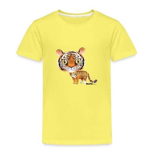 Tiger - Børne premium T-shirt