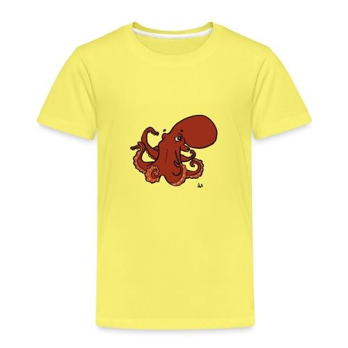 Giant Pacific Octopus - Kids' Premium T-Shirt
