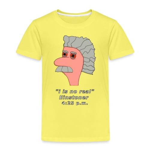 Einstoner - Kinder Premium T-Shirt