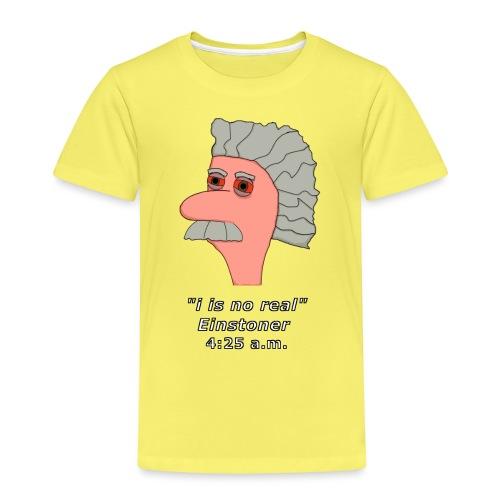 Einstoner2 - Kinder Premium T-Shirt