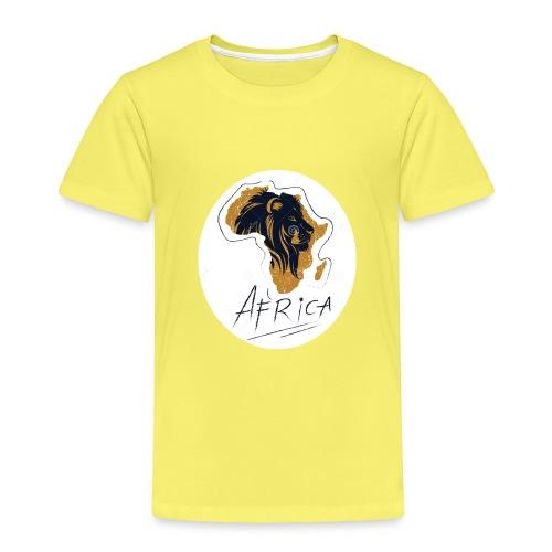 Africa - Premium T-skjorte for barn