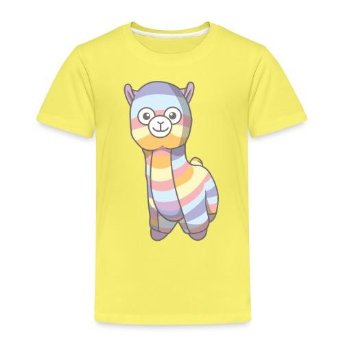 Jens the Llama - Børne premium T-shirt
