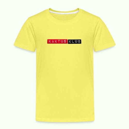 Kaktus Klub - Kinder Premium T-Shirt