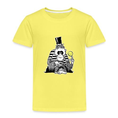 Depressiver Affe - Kinder Premium T-Shirt