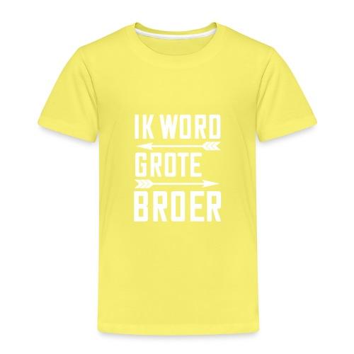 IK WORD GROTE BROER - Kinderen Premium T-shirt