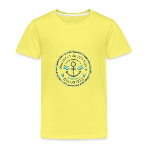 Ich bin ein Original von der Ostsee - Kinder Premium T-Shirt