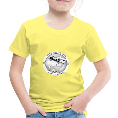 FMG Logo SW - Kinder Premium T-Shirt