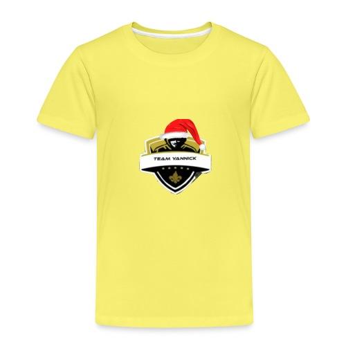 Weinachts Yannick - Kinder Premium T-Shirt