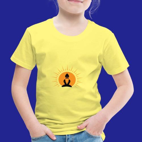 Guramylyfe logo no text black - Kids' Premium T-Shirt