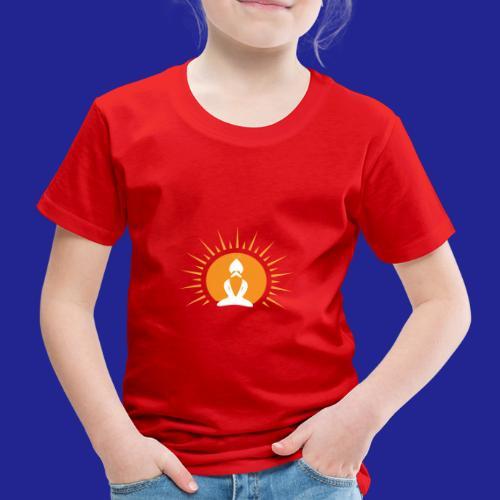 Guramylyfe logo white no text - Kids' Premium T-Shirt