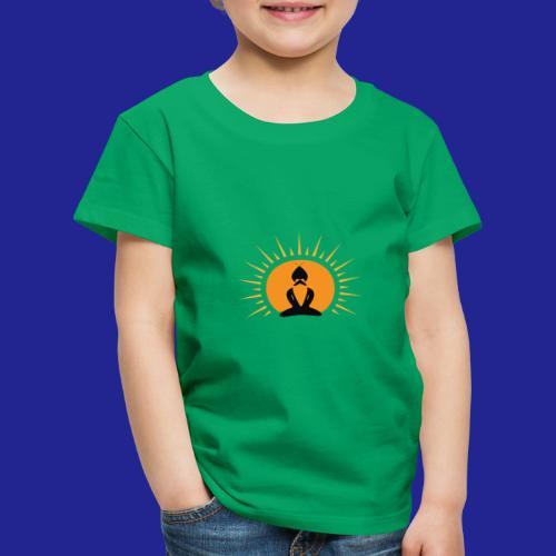 Guramylife logo black - Kids' Premium T-Shirt