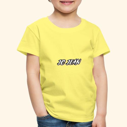 JC JEAN - Børne premium T-shirt