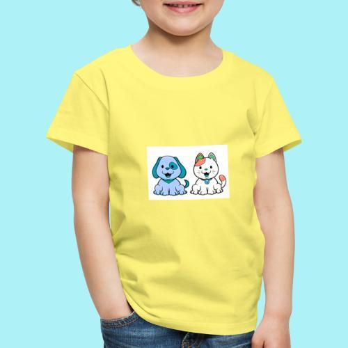 Pets animals - T-shirt Premium Enfant