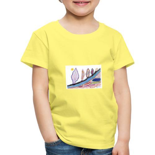 img836.--Naturaleza caprichosa.. - Camiseta premium niño