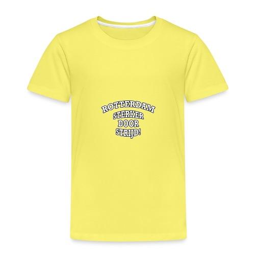 Rotterdam - Sterker Door Strijd! - Kinderen Premium T-shirt