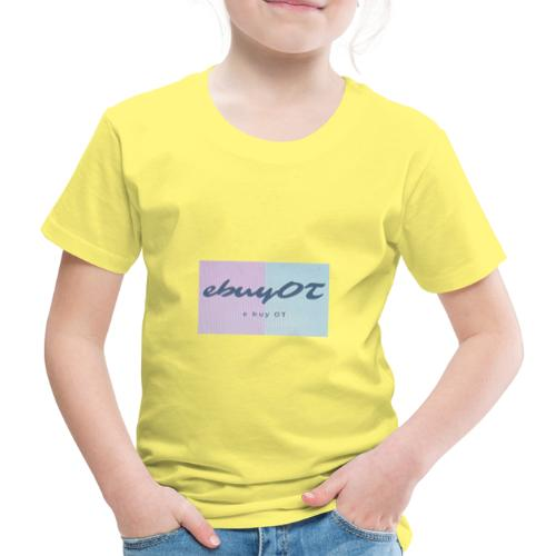 ebuyot - Maglietta Premium per bambini