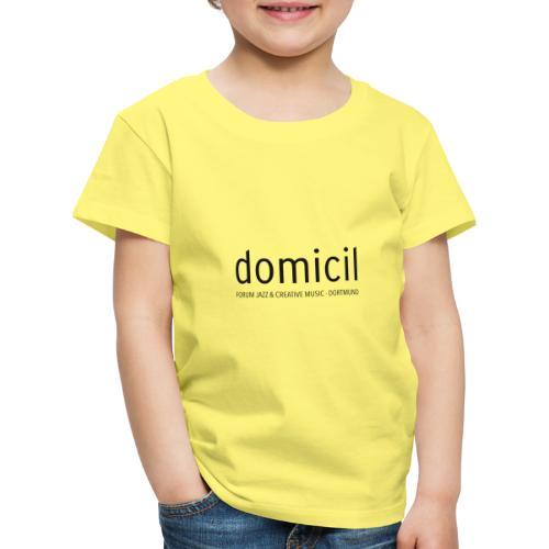 domicil Dortmund kompakt black - Kinder Premium T-Shirt